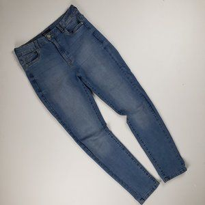Bluenotes Slim Fit High Waisted Jeans Size 31